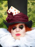 Mad Hatter in Wonderland by Maadme