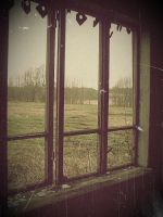 window vintage by HaruAya