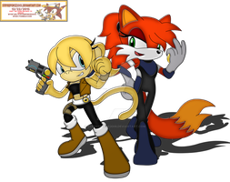 Outfit Swap Feat. Lindsey and Ruby by Strykeforce2005