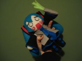 Miku Plushie completed by Mokulen22