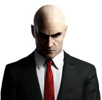 Hitman Absolution Render by N4PCroft