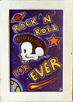 Rock n Roll forever by gibsart