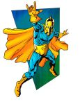 Dr. Fate color by hawk5