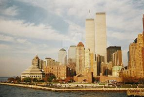 World Trade Center by drumgirl