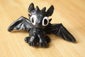 Toothless by Jakyl3