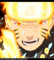 Naruto 687: I will become Hokage by NarutoRenegado01