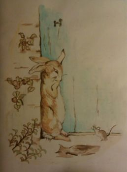 Peter Rabbit Copy by CatandtheFox