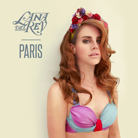 Lana Del Rey - Paris by other-covers