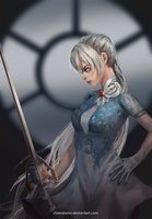 Weiss - Alternative Outfit V2 by cheesewoo