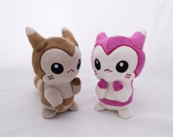 Furret Pokedolls