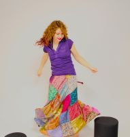 Funky Colours, Funky Corinne by scribit