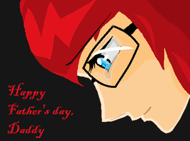 Happy father's day from Cyrwen by Tinyclawthecat