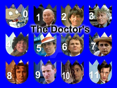 The Doctors by Subject-Delta12
