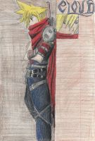 ITS CLOUD STRIFE by RiaStrifeChan