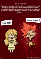 Did You Know? by red-winged-angel