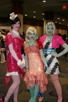 Monster High at Megacon : Dawn of the Dance Ghouls by ChamomileCatastrophe