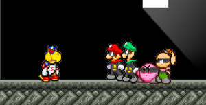 Team Mr meet Ken Koopa by KingAsylus91
