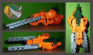CB - Chain Saw by Alex-Darkrai