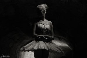 Ballerina VI by steelhearted
