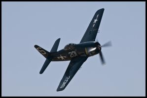Planes of Fame 5 by AirshowDave