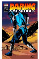 Cover Daring adventure 01 by msalaza