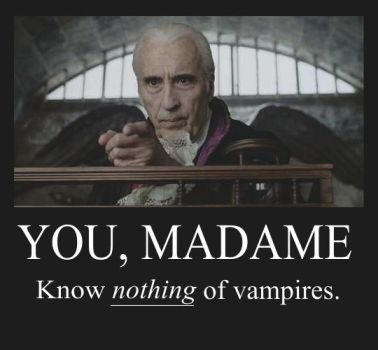 Christopher Lee PWNS You by Patches67