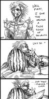 How do you like your melons by cyborgraptor