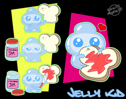 ~Jelly Kid~ by Edness-Madness