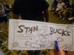 Stan Bucks by 4RAINYNITE