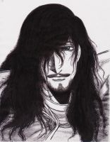 Alucard-the past-count dracula by Blueraven90