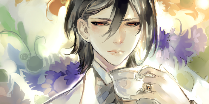 Noblesse - tea by Sawitry