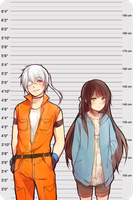 MAGE: height chart by yukihomu