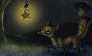 star lit walk by Deesney