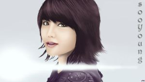 Soo Young RDR by deAtHwiSH90