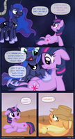 Return to Equestria - Page 19 by moemneop
