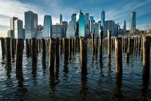 Brooklyn Dock by Jonathan-Flash