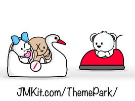 JMKit Make-A-Scene: Theme Park by JinxBunny