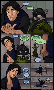 The Realm of Kaerwyn Issue 11 Page 40 by JakkalWolf
