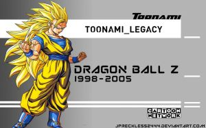 Toonami Legacy: Dragon Ball Z by JPReckless2444