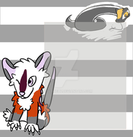 Journal skin for PaintedOpossum by ItsLonely
