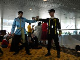 Otakon 2012: Mirror, Mirror by galaxy1701d