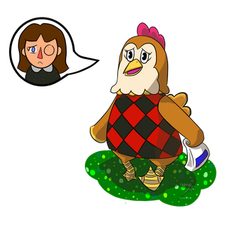 Animal crossing Ava by charlot-sweetie