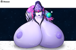 Widowmaker- Whole world in her hand by Tentaskul