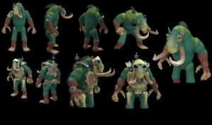 Spore Creation: Folgrin by Existent-effigy