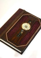 Violet Steam Punk Journal by McGovernArts