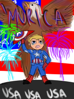 mURICA by qrayson
