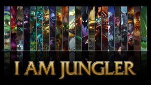 League of Legends I AM JUNGLER wallpaper by NibblesMeKibbles