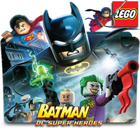 LEGO Batman The Movie DC Superheroes United Movie  by malaydeb