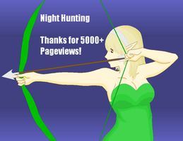 Night Hunting - 5,000+ Thanks by BeyondTherapy