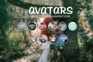 Avatars. by GregTutorials